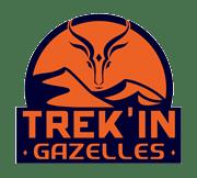 Trekingazelles Logo